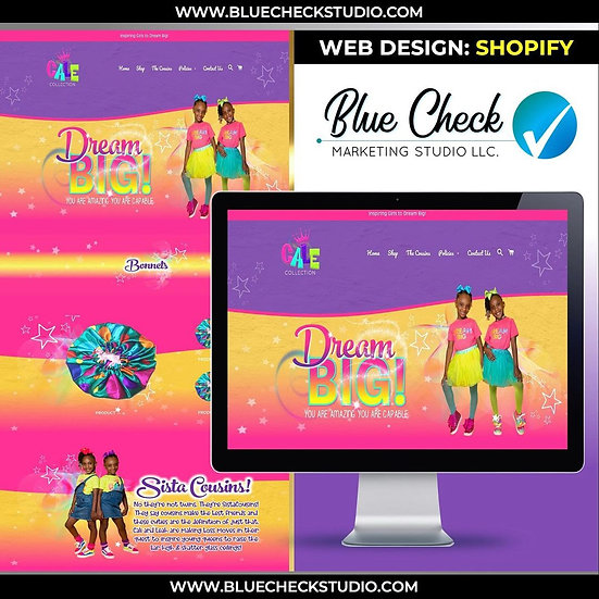 WEBSITE REVAMP - UP TO 10PGS