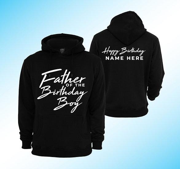 Birthday Boy Custom Hoodie/Sweatshirt