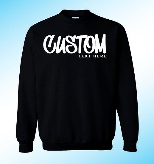 Graffiti Custom Hoodie/Sweatshirt
