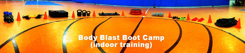 Body Blast Boot Camp Interior