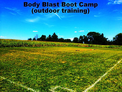 Body Blast Boot Camp Field