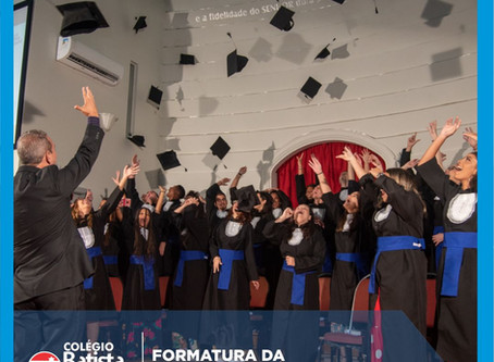 Formatura 2019 - 3º série/Ensino Médio