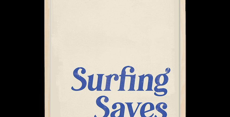 Surfing Saves