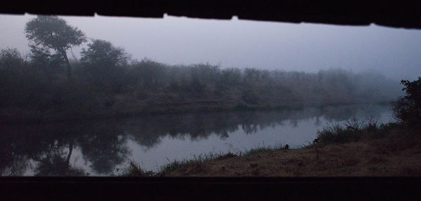 Dawn at Shipandani Hide