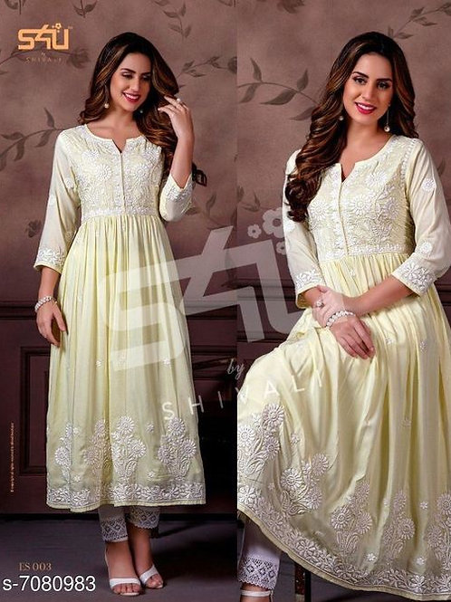 Charvi Fashionable Women Kurta Sets