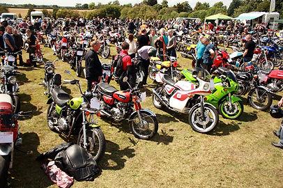 Vintage Bikes Motorcycles
