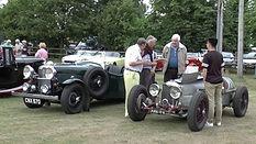 Vintage Sports Car Gathering
