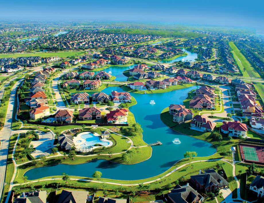 Planned for 6,400 homes, Riverstone is nearing completion. Photo: Riverstone
