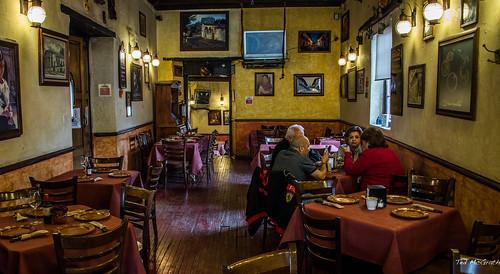 2016 - Mexico - Real del Monte - The Last Supper