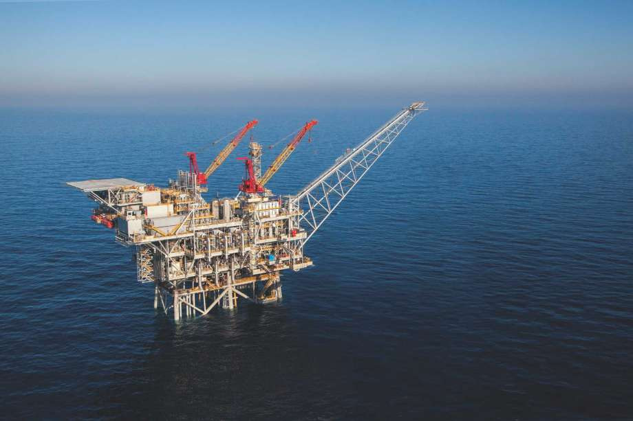 The startup in Israels Leviathan gas field has been delayed. Photo: Noble Energy