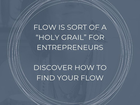 How to find your flow in business… www.tammyguest.co…