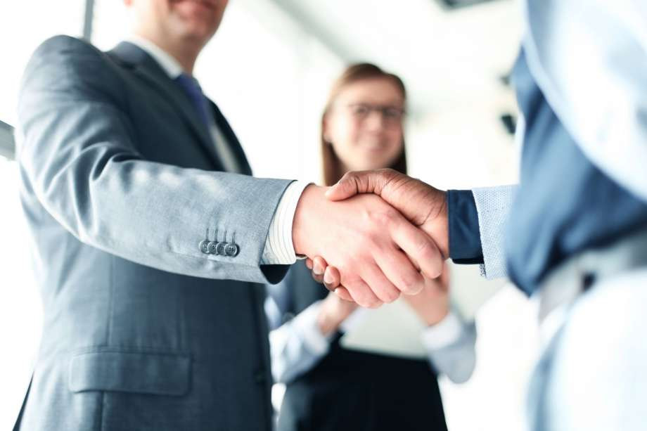 Support is necessary. Building partnerships to support your business will be important. Photo: Shutterstock