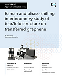 NANOBASE Raman and PSI Analysis of Transferred Graphene Application Note