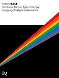 NANOBASE Confocal Raman Spectroscopy Imaging Instruments Brochure