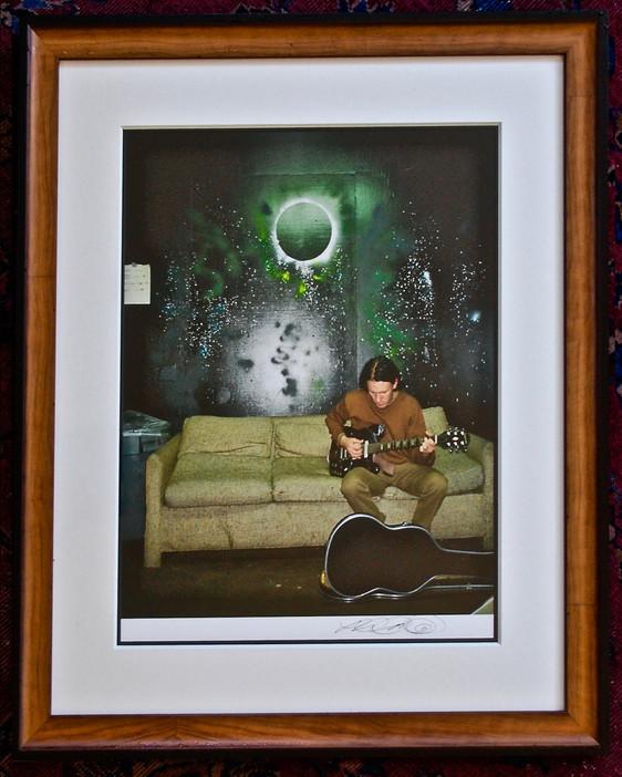 FRAME—Elliott Smith photo by JJ Gonson