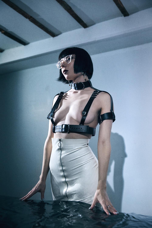 San Francisco Dominatrix, Mistrix Sade, New York Dominatrix, Leather, BDSM