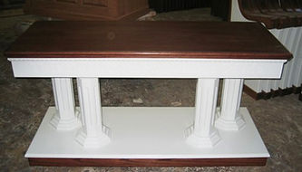 Open and Closed Communion Tables