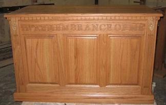 Church Communion Tables