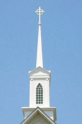 Steeples and Baptistries