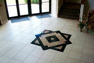 Custom Church Tile Designs