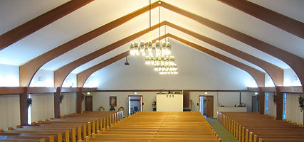 Church Lighting Renovation of Church Interiors