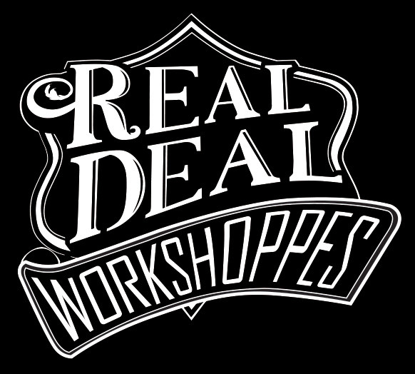 RealDeal Workshoppes are HERE!