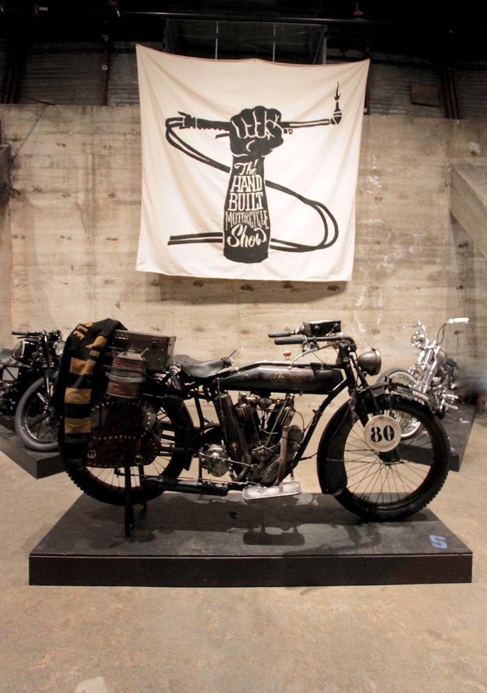 The Handbuilt Motorcycle Show