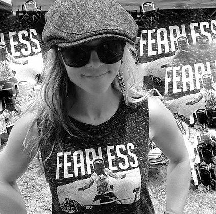 FEARLESS MUSCLE TEE