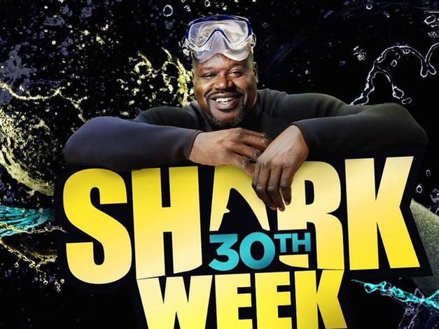 Shaq Does Shark Week