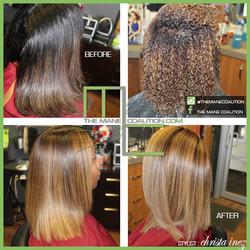 natural haircolor highlights