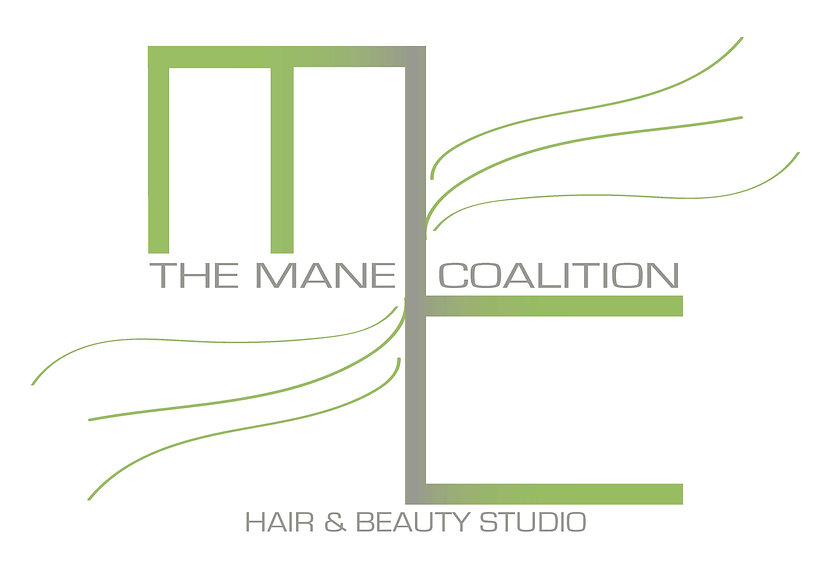 the mane coalition salon logo