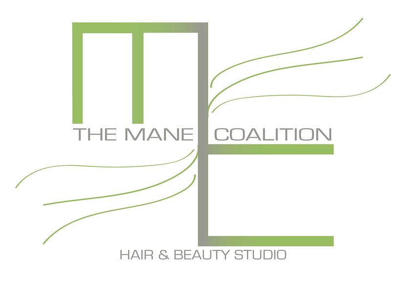 the mane coalition salon logo