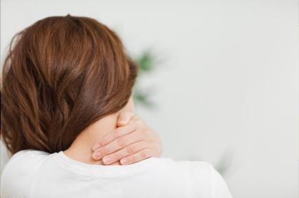 Tilbage til jobbet: 5 ting der gir dig nakkesmerter