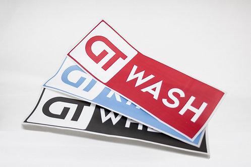 GT Bucket Stickers