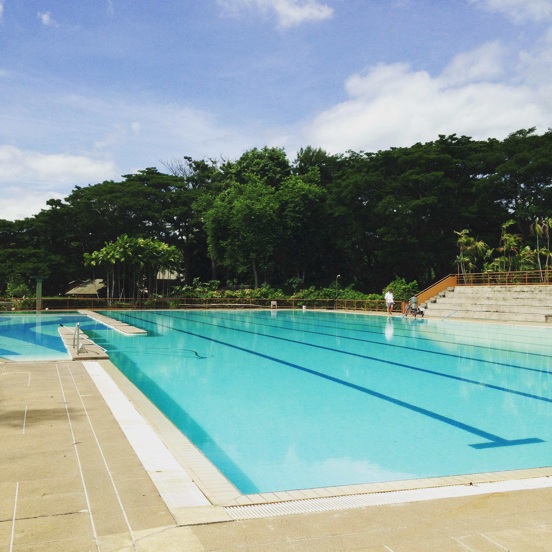 Pool at Prem