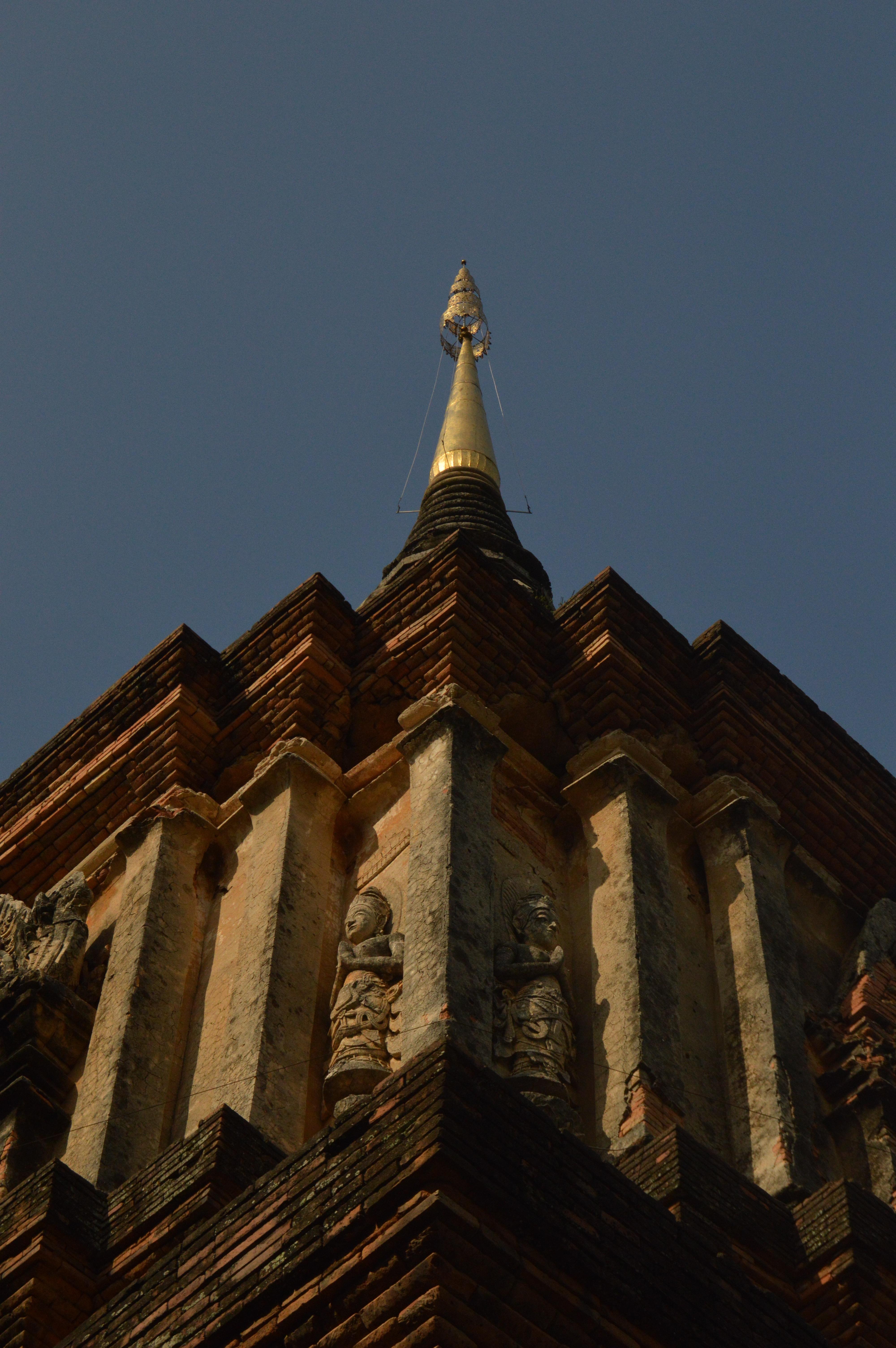 Chedi at Wat Lok Molee
