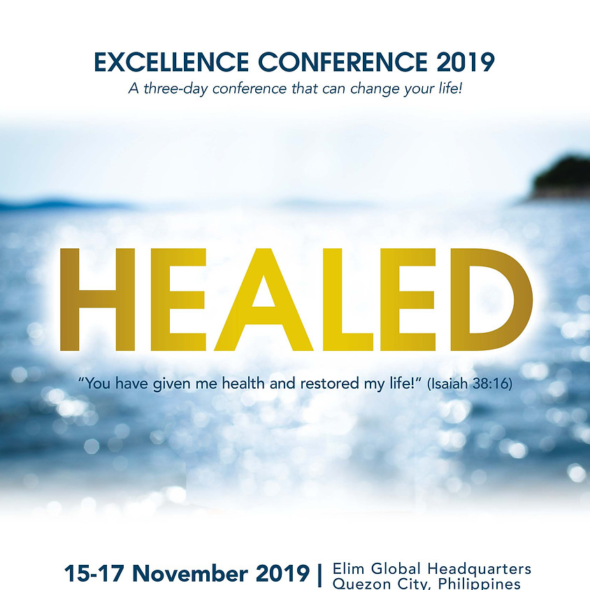 Excellence Conference 2019