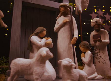 The Boy Shepherd (A Christmas Story)