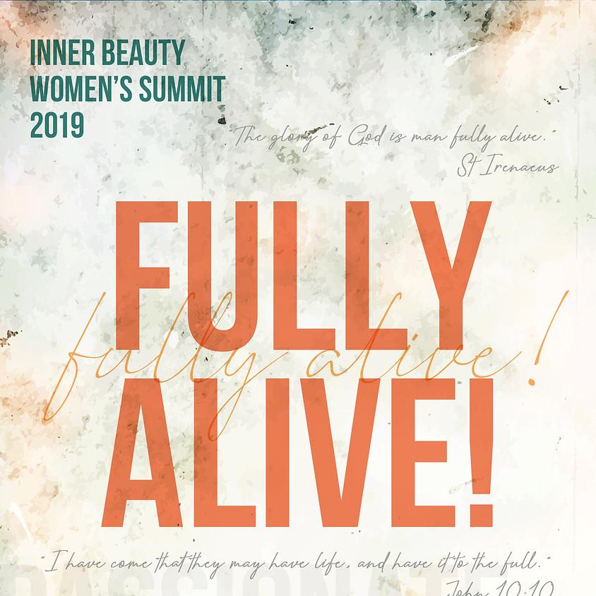 Inner Beauty Women's Summit: Fully Alive