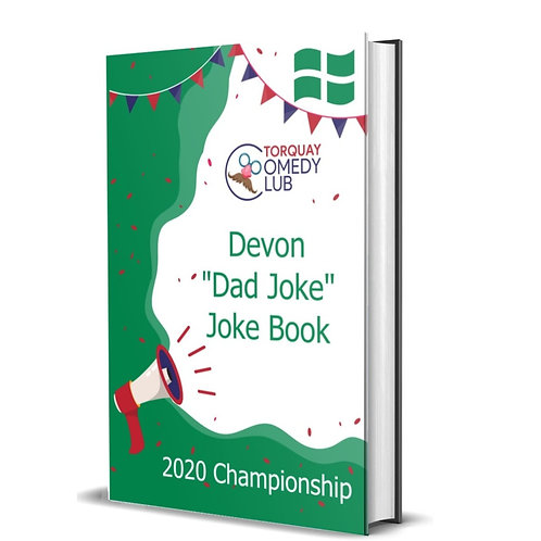 "Devon ""Dad Joke"" Joke Book"