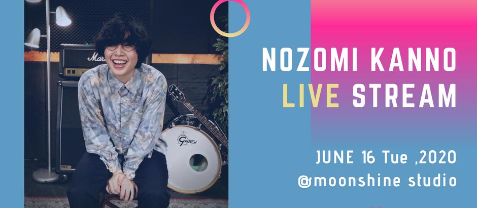 NOZOMI KANNO ~live streaming~