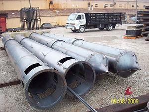 industrial sheet metal, welding