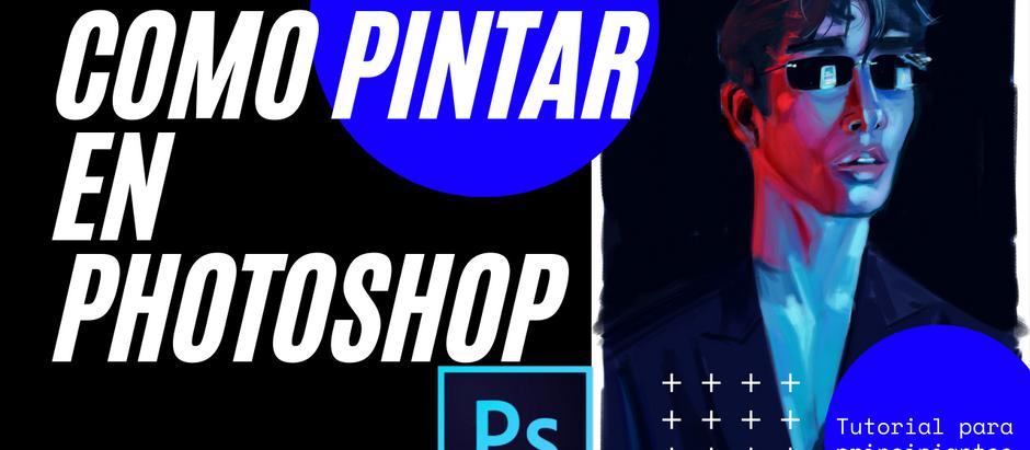 Como Pintar en Photoshop