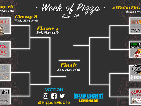 Meet Your Week Of Pizza Participates