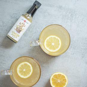 Ginger-lemon-honey