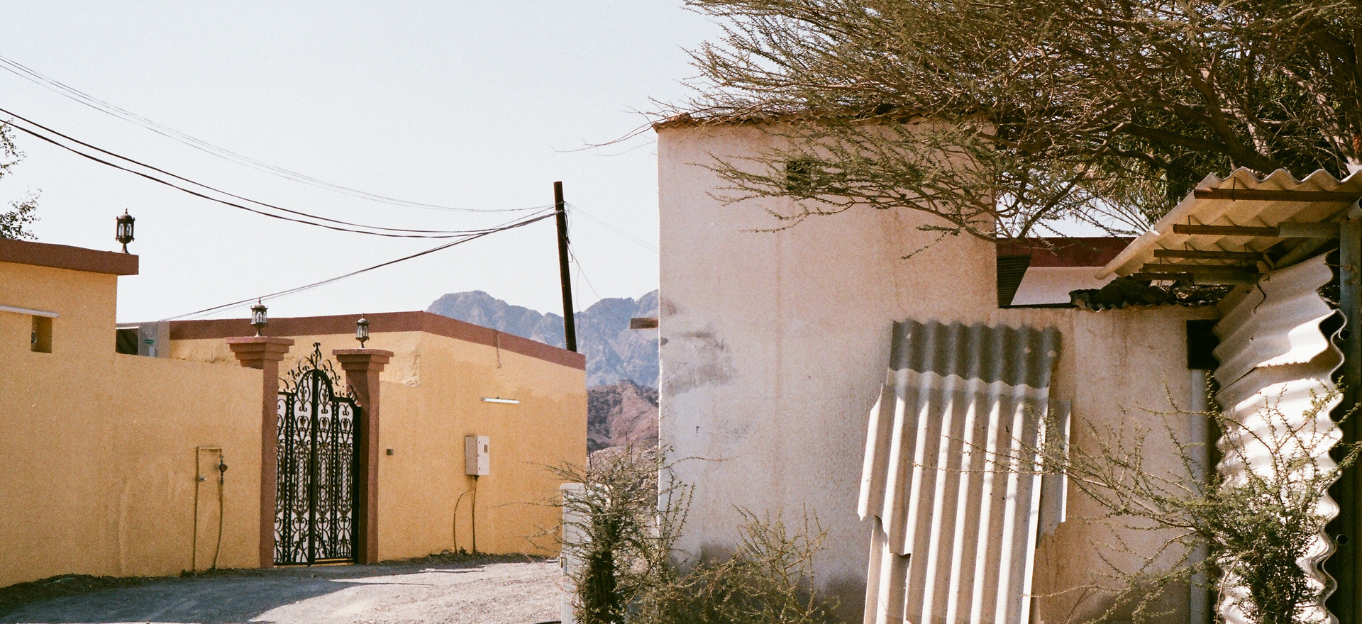 Project: Rural UAE On Film