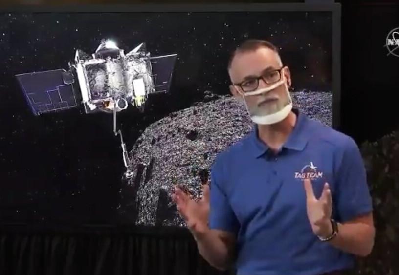 clearmask presentation NASA