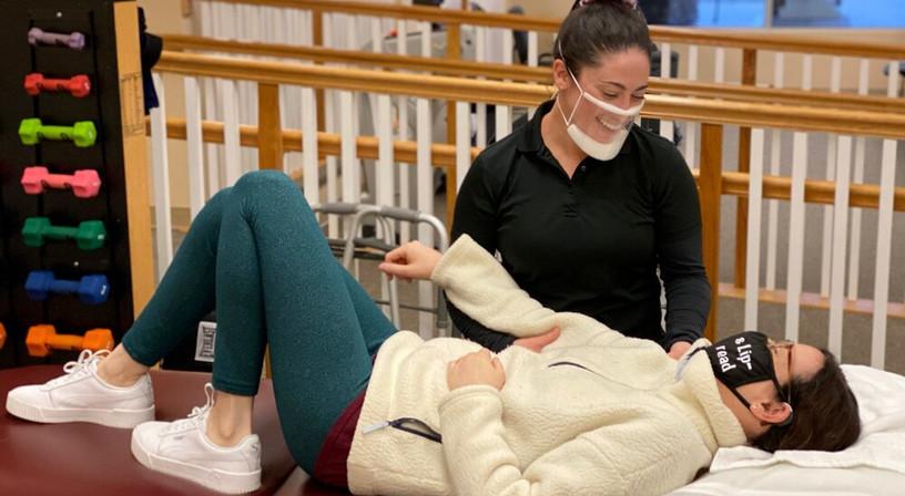 clearmask ergotherapie