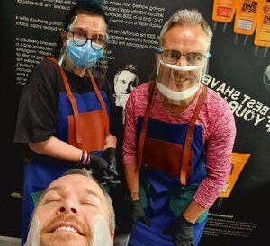 clearmask salon coiffure