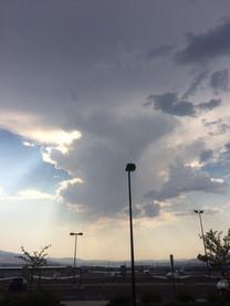 Beautiful Sky over KRNO